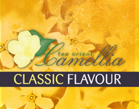 Tea Packaging - Camellia