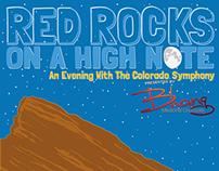 Colorado Symphony Poster Design