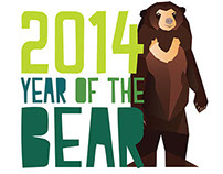 YEAR OF THE BEAR 2014