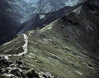 Zakopane, Tatry Polish mountains
