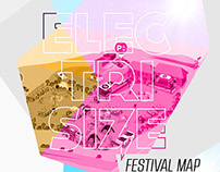 Electrisize Festival Map