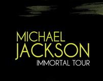 Meu TCC - Design + Música = Michael Jackson