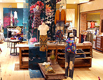 Anthropologie...Fall 2014 concept set up