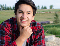 Diego - Senior Portraits 2014