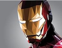 I Am Iron Man - Triangulation Vector