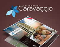 Logo, Website and Marketing Material - Caravaggio