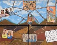 Mural, Mujeres
