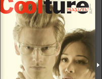 Coolture Magazine Editorial (Cover)