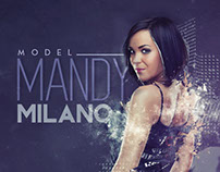 Mandy Milano Retouching