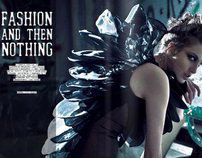 Fashion and then Nothing