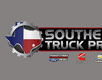 Southern Truck Pros Logo Design
