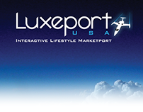 Luxeport USA... coming soon!