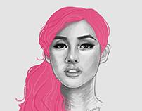 Liza Portrait