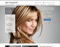 Living Proof website