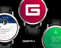 Glive Smart Watch