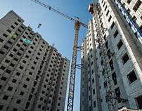 Acompanhamento de obras / Building construction