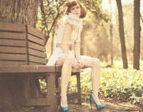 The Garden (Fashion Export Magazine editorial)