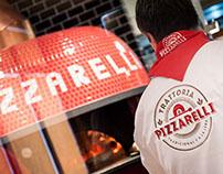 Trattoria Pizzarelli Branding
