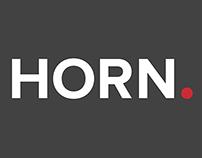 HORN. Website