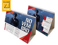 Calendário de Mesa (Desktop Calendar)