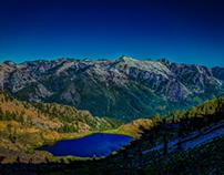 The Trinity Alps