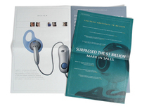 Logitech Annual Reports and Collateral