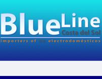 Blueline Costa del Sol Electrodomésticos - Web design