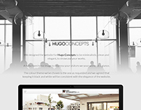 HugoConcept // Web Design