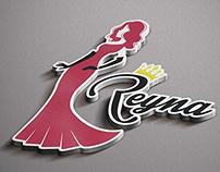 Logotipo Reyna