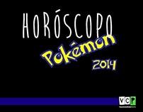 Horóscopo Pokémon 2014