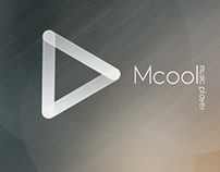 "Icon for music player ""Mcool"" - [ICO-PSD]"