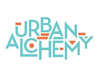 Urban Alchemy Branding