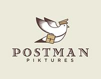 Postman Piktures Branding