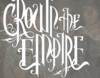 crown the empire album cover and shirt