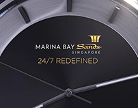 Marina Bay Sands - 24/7 Redefined