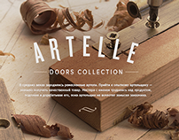 Artelle: doors collection