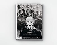 Scenario Magazine re-design