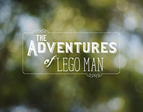 The Adventures of Lego Man