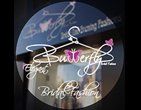 Elegant Butterfly Brand    Bridal Fashion