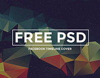 Free PSD cover facebook collection (4 PSD)