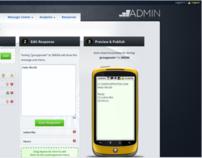 BoostContact Admin Website