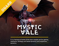 Mystic Vale: Board Game