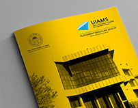 UIAMS   Placement Brochure