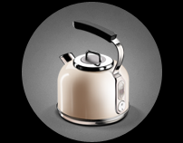 Kettle icon design