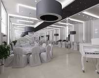 Banquet hall in Paracin, Serbia