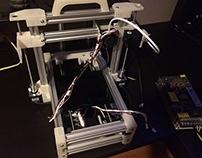 Foldarap 3D Printer Build