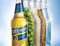"""Beer """"Utena"""""""