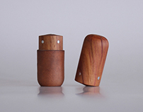 WOBBLES  /  A collection of wooden toys