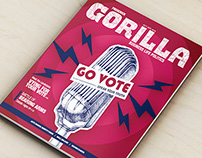 Frederick Gorilla Oct/Nov 2013 Cover