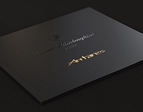 CGI — Brochures for Tonino Lamborghini Mobile